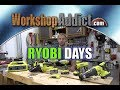 Ryobi Days at Home Depot - Learn more About the Tools on Sale