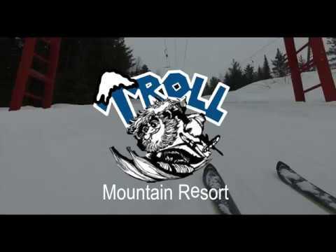 Troll Mountain Resort April 1 2018