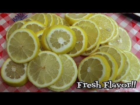 How to Make Preserved Lemons ~ Flavor Staples ~ Kitchen Basics ~ Noreen's Kitchen