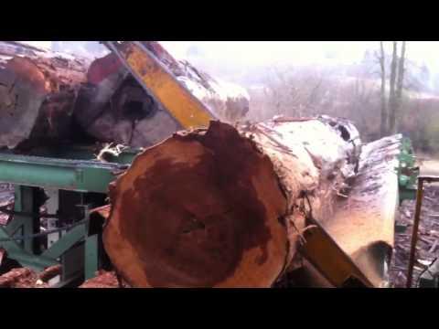 Jorve jumbos- The real deal in Wood Roofing Shakes Video