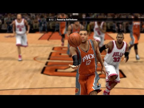 NBA 2k14 Funny Glitches! Ball Teleporting, Flying, and More!