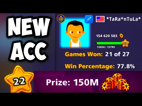LEVEL 11 IN VENICE (NEW ACC) - (8 ball pool)