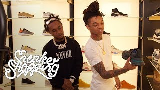 Download Rae Sremmurd Go Sneaker Shopping With Complex Video