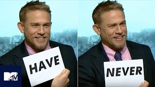 Charlie Hunnam Plays Never Have I Ever | MTV Movies