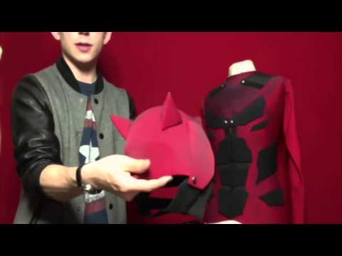 How to Make A Netflix Daredevil Costume - Part 1