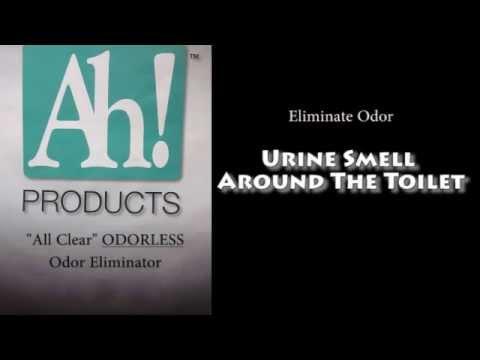 Urine Smell from Bathroom Floor, Eliminate Urine Odor with Odorless