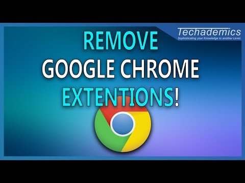 How to Remove Google Chrome Extensions | Delete Chrome Extension