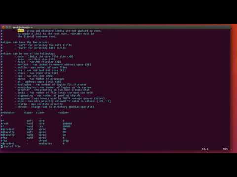 Setting correct open file limits for JFrog Xray on Linux