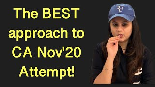 How can you use November '20 Attempt to your Advantage? | Myths Busted