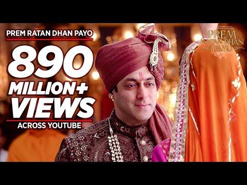 Xxx Mp4 PREM RATAN DHAN PAYO Title Song Full VIDEO Salman Khan Sonam Kapoor Palak Muchhal T Series 3gp Sex