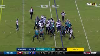 Seahawks vs. Jaguars Fight | NFL