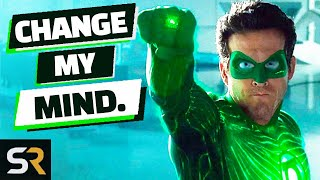 Green Lantern Is The BEST Superhero Movie