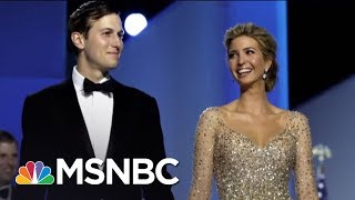 President Donald Trump, Kushner Joint Business Deals Enter