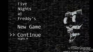 (Chica Is A Big Baby) Five Nights at Freddy