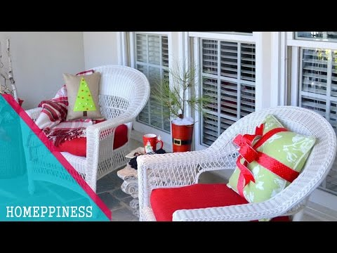 How To Decorate A Small Front Porch |  30+ Awesome Porch Decorating Ideas