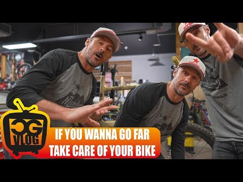 My 6 Favorite MTB Hacks To Pimp and Protect Your Mountain Bike - CG VLOG #310