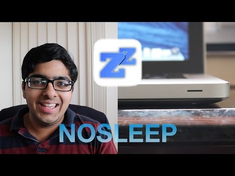 NoSleep: Close MacBook, Keep Working