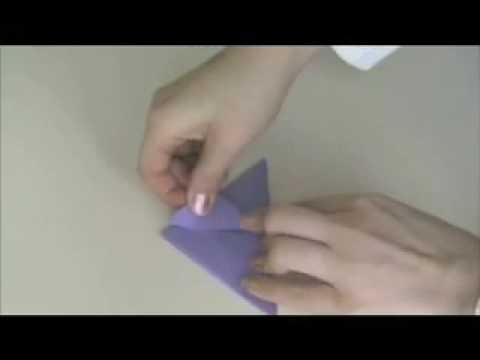 Origami Tutorials Butterfly Mobile