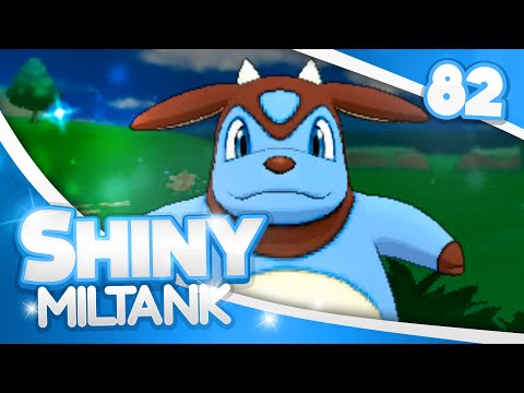 Pokemon [XY] Shiny Hunting - #82 - Poke Radar Chain of 1/2 SHINY MILTANK!