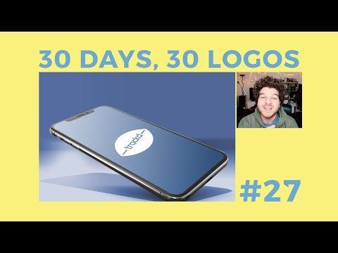 30 Days, 30 Logos #27 - Trackd