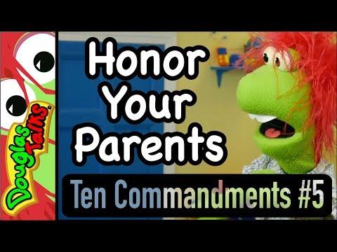 Honor Your Parents | The Fifth Commandment