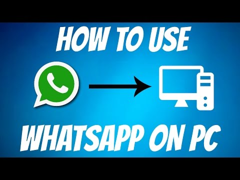 How To Use Whatsapp On PC   HD
