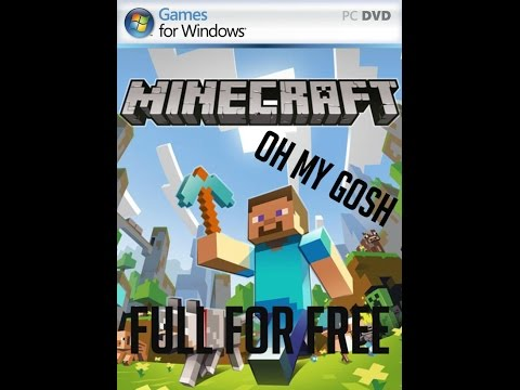 HOW to get minecraft for pc full free (NO MINESHAFTER)