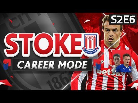 FIFA 16 Stoke Career Mode - TAKEOVER?! CRUCIAL GAMES!  - S2E6