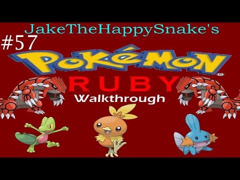 Pokemon Ruby Walkthrough Part 57: Catching Celebi!
