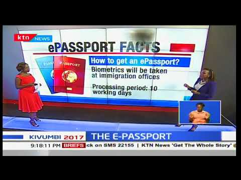 How the E-passport works