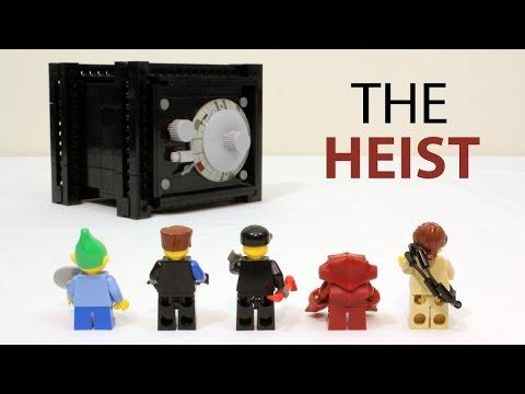 The Heist (LEGO Safe Teaser)