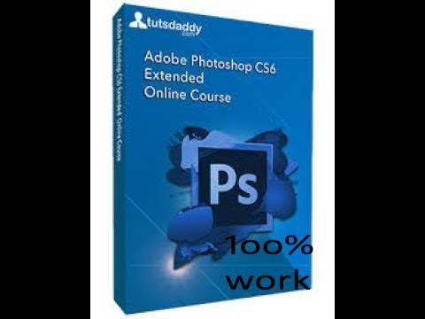 Adobe Photoshop CS6 with lince key 100% working with proof (BY something new)