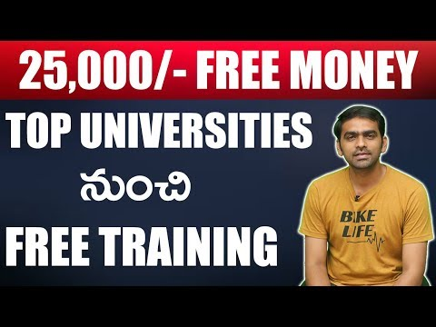 Earn Money Online Learning Free Courses from Top Universities | Free Online Courses 2018