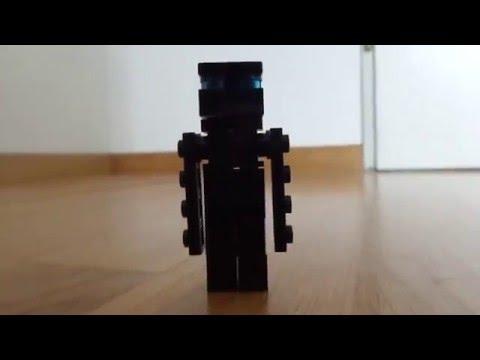 Lego Minecraft Enderman