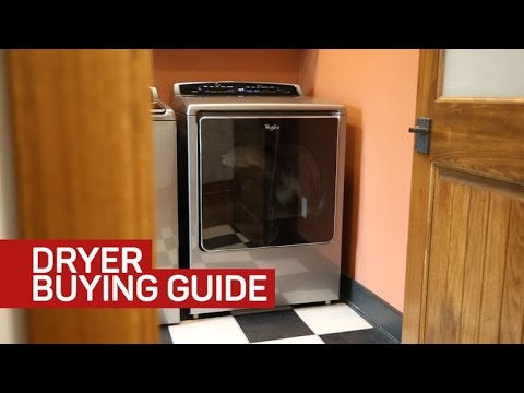 Dryer Buying Guide: Everything You Need To Know