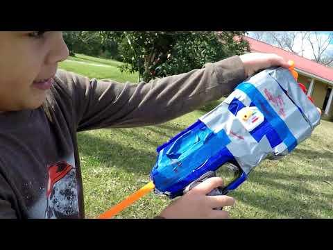Longest Nerf Shot