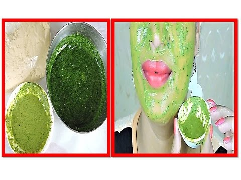 Very Effect ACNE face pack with Neem/Easy to Remove Acne and Pimples in Hindi