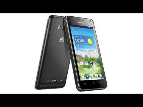 Huawei Ascend G600 (Features In Hindi)