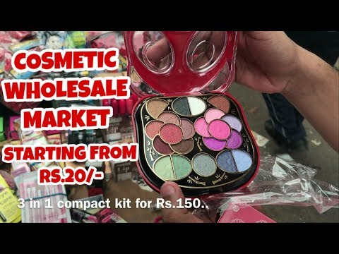 COSMETICS WHOLESALE MARKET AT VERY CHEAP PRICE ,MAKE UP KIT AND COSMETIC PRODUCTS , PART-2..