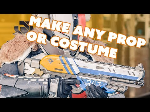 How To - Make ANY PROP or COSTUME! 500+ Free Tutorials