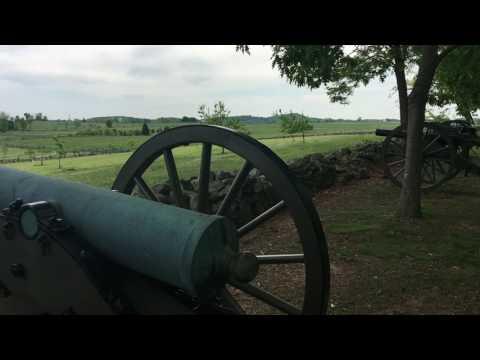 3 Days of Gettysburg | Battlefield Tour | RV Trip