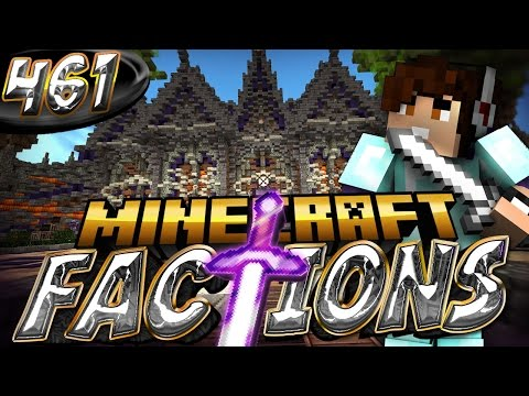 Minecraft: Factions Let's Play! Episode 461 - A SUICIDE MISSION!