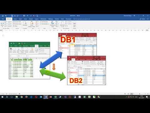 Change Excel OLEdb Connection to Access Database vba