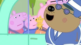 Peppa Pig English Episodes | Peppa Pig And Policeman | Peppa Pig Official