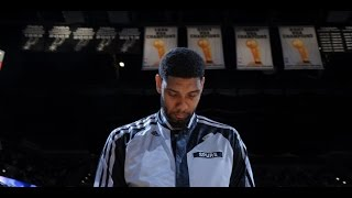 Tim Duncan Retirement Farewell Tribute