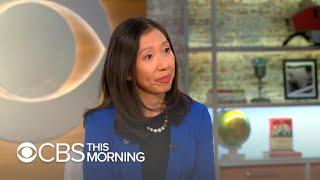 Planned Parenthood president Dr. Leana Wen says