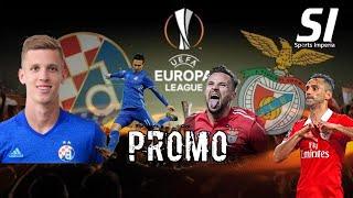 NK Dinamo Zagreb VS Benfica PROMO (Europa league)