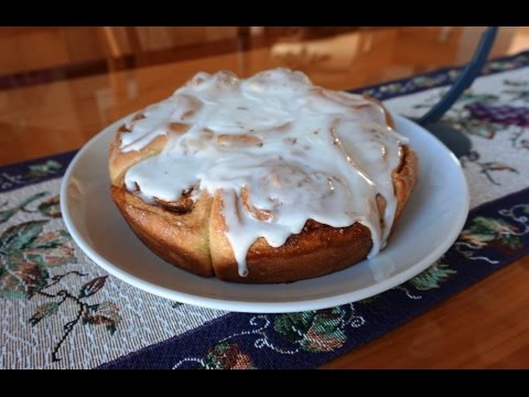 "No-Knead ""Turbo"" Cinnamon Rolls… ready to bake in 2-1/2 hours ("