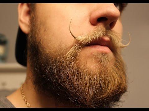 How to do a Handlebar Mustache
