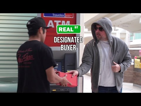 The Designated Buyer - Real Street Performance